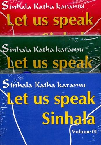 9786000004200: Let Us Speak Sinhala / Sinhala Katha Karamu