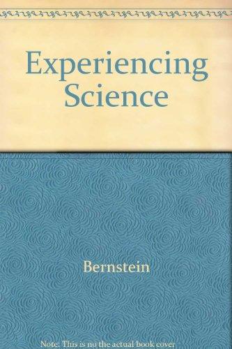 9786000094744: Experiencing Science