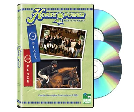 9786000792824: Horse Power - Road to the Maclay: The Complete 6-Part Series