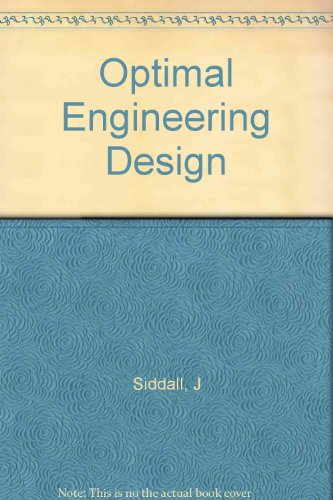 9786000866549: Optimal Engineering Design