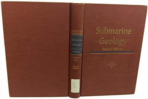 9786001168673: Submarine Geology