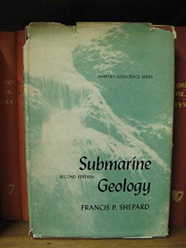 9786001168673: Submarine Geology