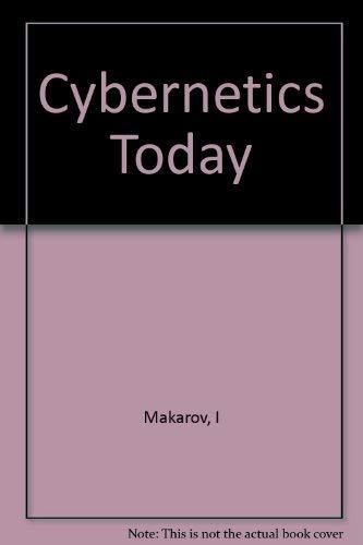 9786001391408: Cybernetics Today