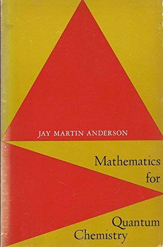 9786001395444: Mathematics for Quantum Chemistry