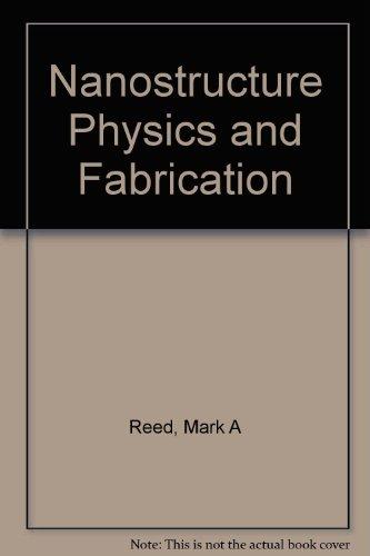 9786001410253: Nanostructure Physics and Fabrication
