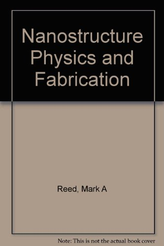 9786001410253: Nanostructure Physics and Fabrication