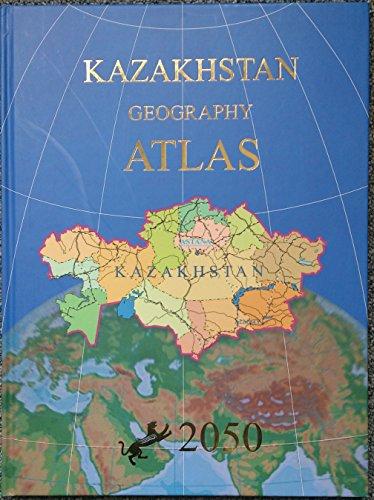 9786012828870: Kazakhstan Geography Atlas