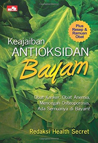 9786020026770: Keajaiban Antioksidan Bayam (Indonesian Edition)