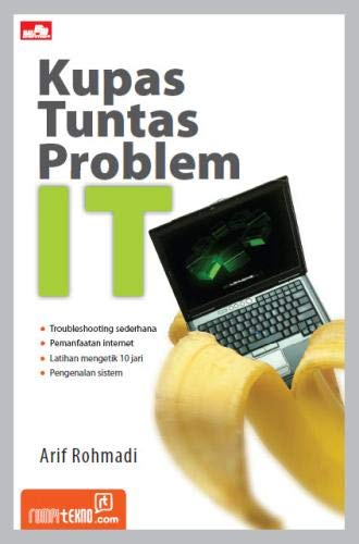 9786020028132: Kupas Tuntas Problem IT (Indonesian Edition)