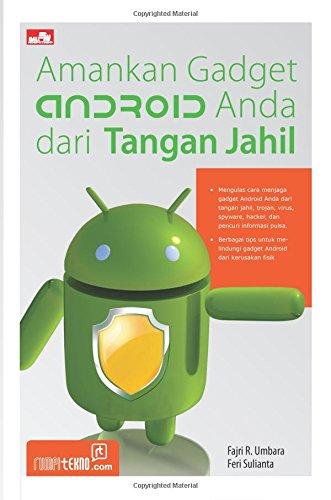 9786020205373: Amankan Gadget Android Anda dari Tangan Jahil (Indonesian Edition)