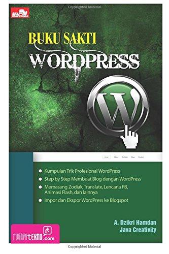 9786020211008: Buku Sakti WordPress (Indonesian Edition)