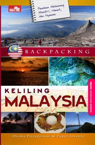9786020212296: Backpacking Keliling Malaysia (Indonesian Edition)