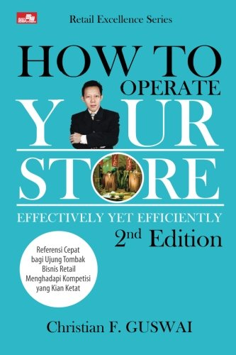 9786020212920: How to Operate Your Store Effectively Yet Efficiently 2nd Edition (Indonesian Edition)