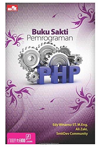 9786020215686: Buku Sakti Pemrograman PHP (Indonesian Edition)