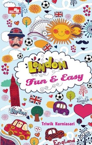 9786020220840: London, Fun & Easy (Indonesian Edition)