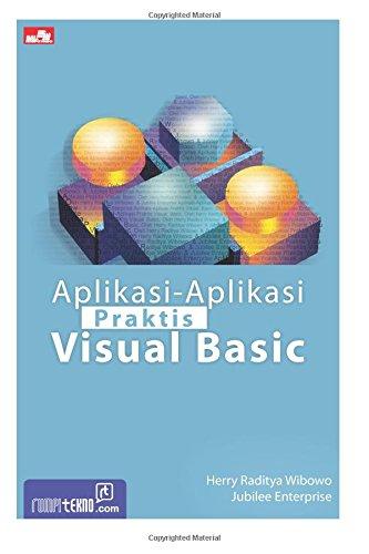 9786020237039: Aplikasi-Aplikasi Praktis Visual Basic (Indonesian Edition)