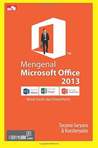 9786020242095: Mengenal Microsoft Office 2013 (Indonesian Edition)