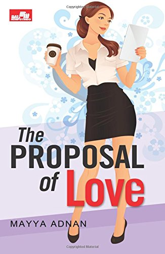 9786020245256: The Proposal of Love (Indonesian Edition)