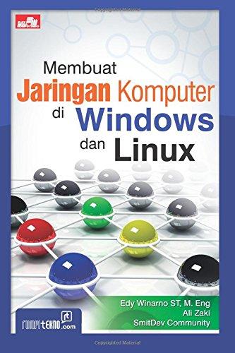 9786020245959: Membuat Jaringan Komputer di Windows dan Linux (Indonesian Edition)
