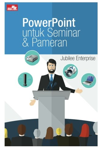 9786020262604: PowerPoint untuk Seminar & Pameran (Indonesian Edition)