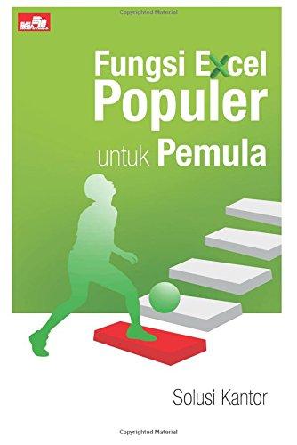 9786020276281: Fungsi Excel Populer untuk Pemula (Indonesian Edition)