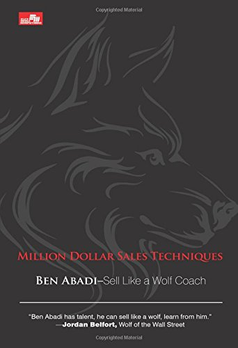 9786020277073: Sell Like A Wolf: Million Dollar Sales Techniques (Indonesian Edition)