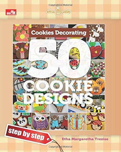 9786020277806: Cookies Decorating Book: 50 Cookie Designs - Step by Step