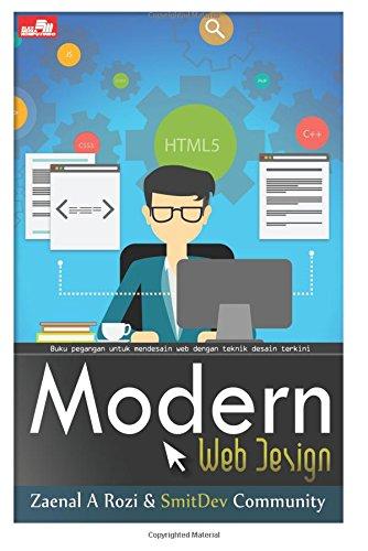 9786020279244: Modern Web Design (Indonesian Edition)