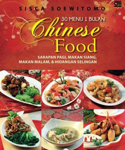 9786020303307: 30 Menu 1 Bulan Chinese Food (Indonesian Edition)