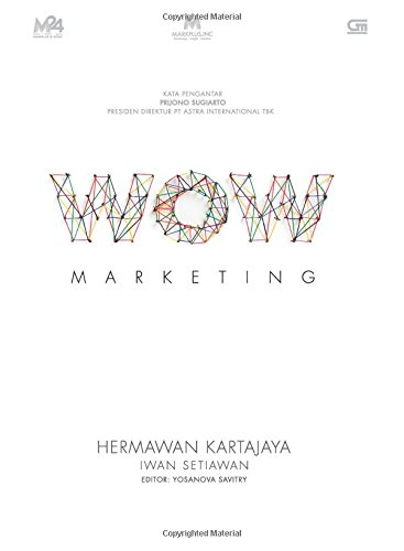 9786020304717: Wow Marketing (Indonesian Edition)