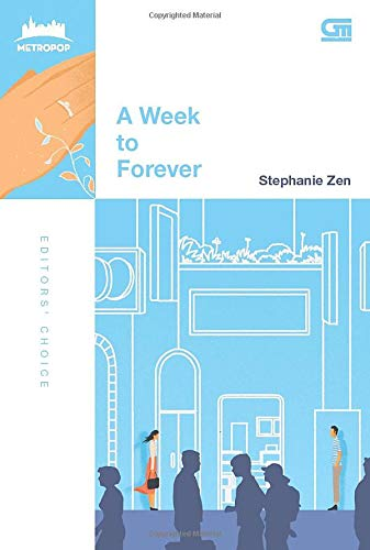9786020305011: A Week to Forever (Indonesian Edition)