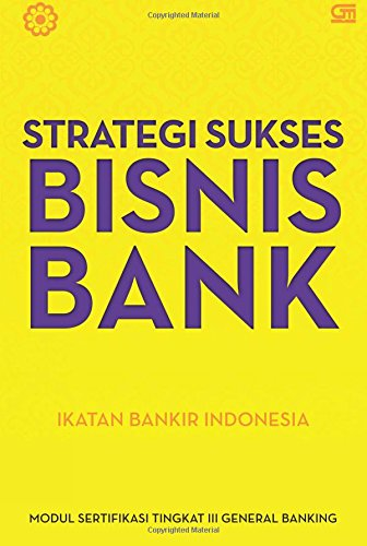 9786020305813: Strategi Sukses Bisnis Bank (Indonesian Edition)