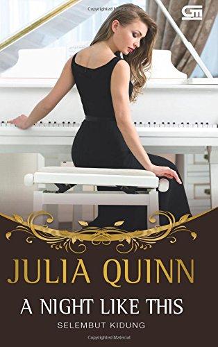 Historical Romance: Selembut Kidung (A Night Like: Quinn, Julia