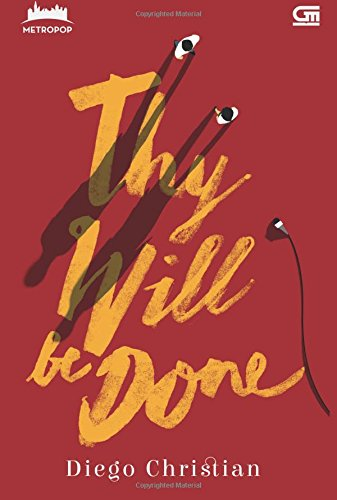 9786020314945: Thy Will Be Done (Indonesian Edition)