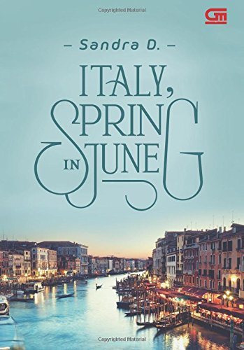 9786020317960: Italy, Spring in June (Indonesian Edition)