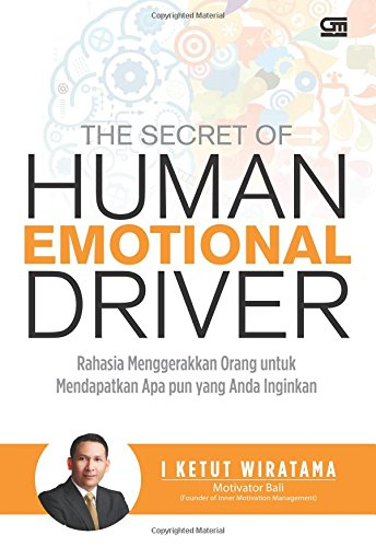 9786020318851: The Secret of Human Emotional Driver (Indonesian Edition)