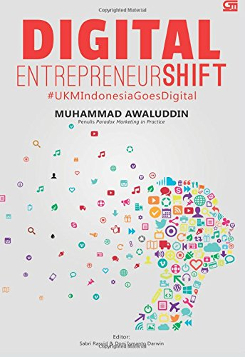 9786020321578: Digital Entrepreneurshift (Indonesian Edition)