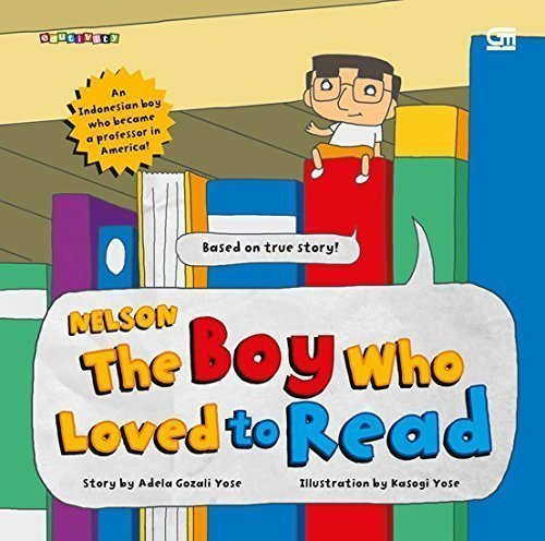 9786020322230: Nelson The Boy Who Loved to Read