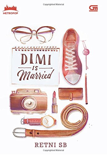 9786020322414: Dimi is Married (Indonesian Edition)