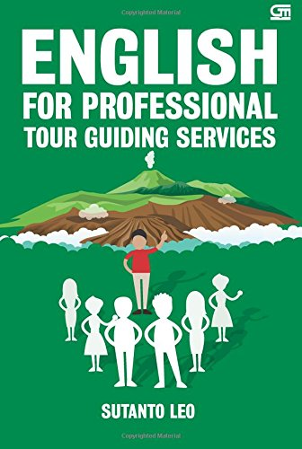9786020332017: English for Professional Tour Guiding Services