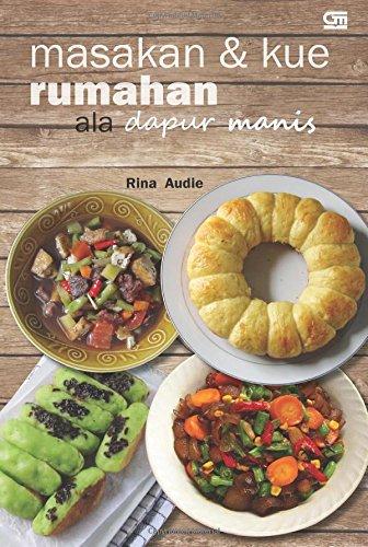 9786020332536: Masakan & Kue Rumahan ala Dapur Manis (Indonesian Edition)