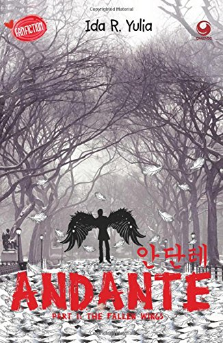 9786022510611: Andante Part 1: The Fallen Wings (Indonesian Edition)