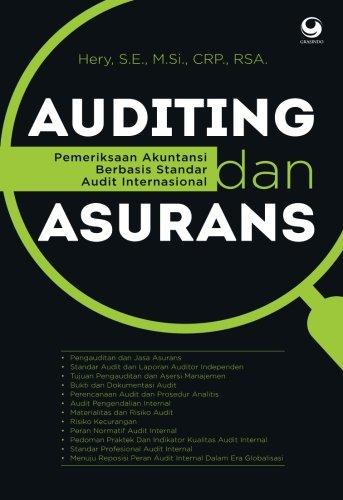 9786023753178: Auditing dan Asurans: Pemeriksaan Akuntansi Berbasis Standar Audit Internasional