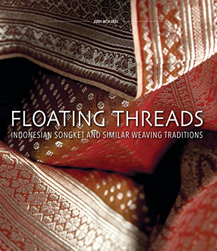 Floating Threads (Hardcover): Judi Achjadi