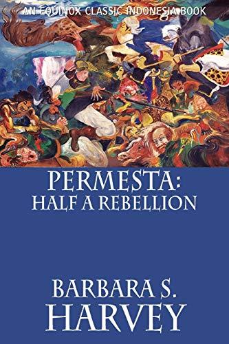 9786028397384: Permesta: Half a Rebellion