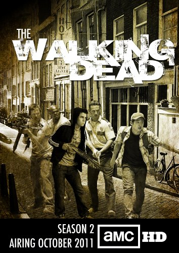 9786030019595: THE WALKING DEAD POSTER PRINT APPROX SIZE 12X8 INCHES
