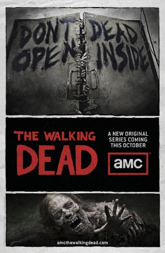 9786030019908: THE WALKING DEAD POSTER PRINT APPROX SIZE 12X8 INCHES