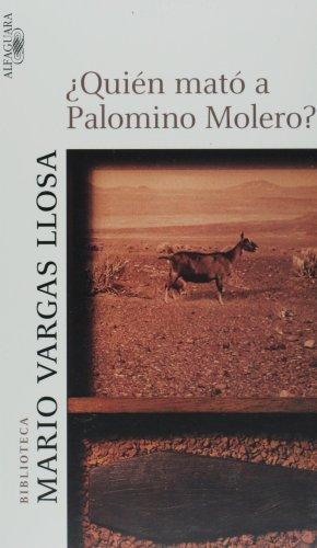 9786034016903: Quien mato a Palomino Molero? (Spanish Edition)