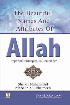 9786035000789: The Beautiful Names and Attributes of Allah Important Principles to Remember