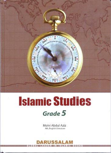 9786035001250: Islamic Studies Grade 5
